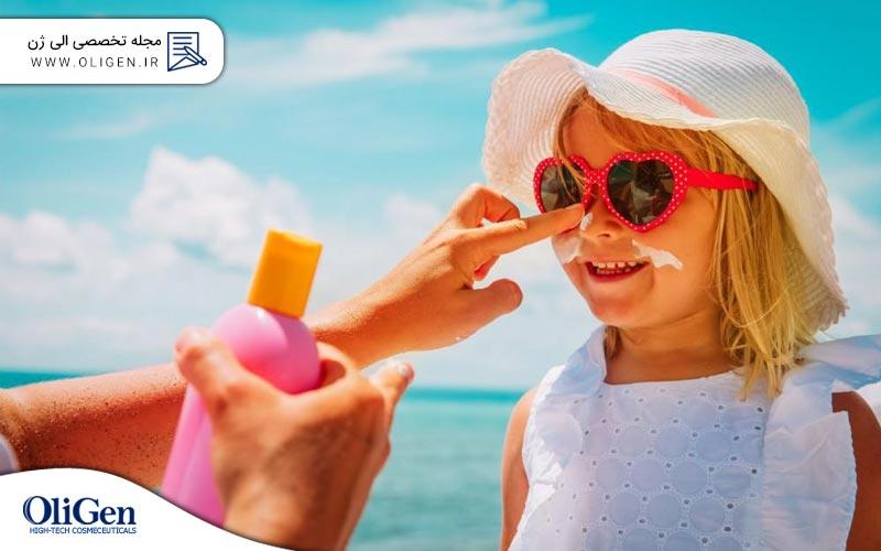 بهترین ضد آفتاب چه خصوصیاتی دارد؟