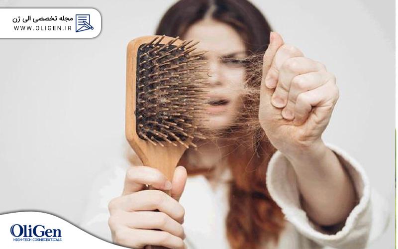 5 اقدامی که ریزش موها را متوقف می کند