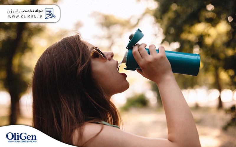 نوشیدن آب برای پوست شما چه مزایایی دارد؟ (بخش دوم)