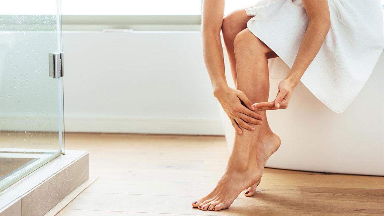 دلایل شایع خشکی پوست (بخش اول)