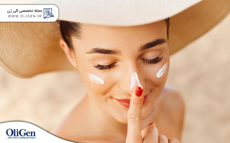 فواید استفاده از ضد آفتاب