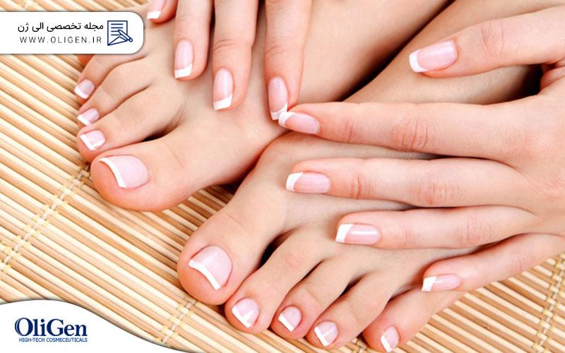 چگونه از پوست دست و پا مراقبت کنیم